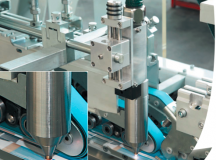 Plasma treatment optimises gluing in synthetic, varnished and metallised packaging