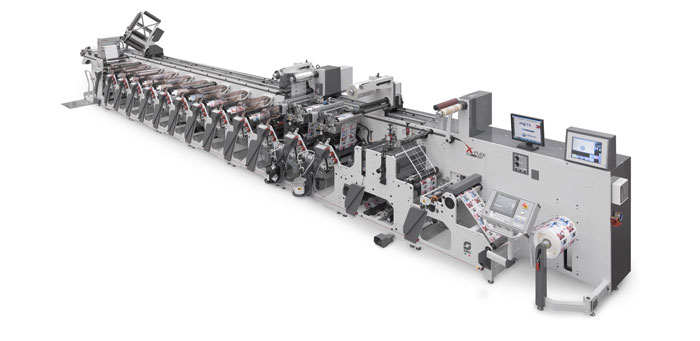 Future Pack buys two Omet narrow web flexo presses