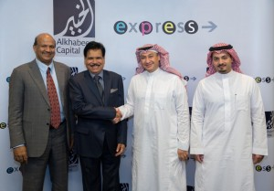 Dubai's Express Group is sold to Saudi firm