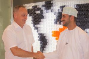 Sidel helps set up PET water bottle line in Oman