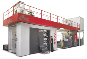 Uteco supplies Onyx 812 flexo press to Omar Packaging in Tanzania