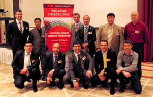 Comexi schools Istanbul on flexible printing