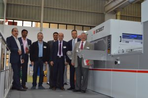 BOBST UNVEILS KIT FOR MEA IN INDIA