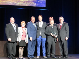 GIDUE wins innovation award