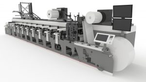 MPS will unveil a flexo/digital label press at Labelexpo Europe