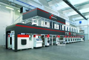 Uteco launches gravure press