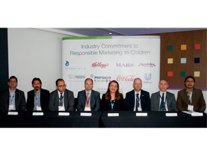 Global Food And Beverage companies in the GCC renew and strengthen their voluntary pledge to restrict marketing to children