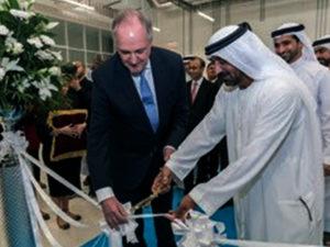 Unilever opens AED1bn liquids plant in the UAE
