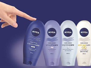 Nivea relaunches Hand Care