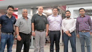 Pakistan printer instals Bobst gravure press
