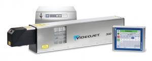 Videojet unveils faster laser marking system