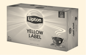 Lipton loses colour for uae's year of giving