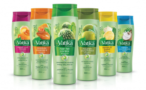 Dabur unveils new look for vatika shampoos