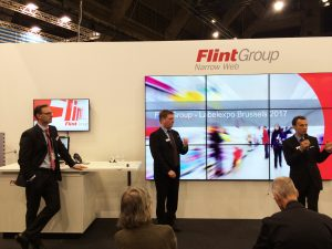 Flint Group brings full range of innovations to Labelexpo Europe