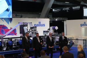 Gallus announces new features to its latest flexo and digital presses
