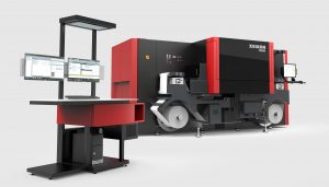 Xeikon introduces four new digital label presses