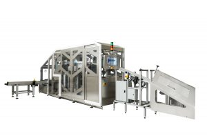 tna to present its ultra-high speed case packer for flexible bags at Gulfood Manufacturing 2017