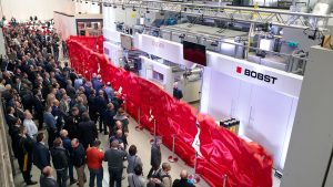 Bobst's Bielefeld Open House a big draw