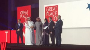 MEPCO declared Great Place to Work in 2017 in KSA