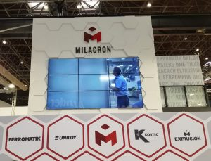 Milacron focuses on industry-leading service, technology and solutions at NPE 2018